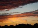 Sonnenuntergang in Laa 2007