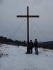 Winter am Buschberg 2010